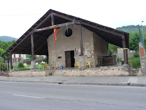 Photo: L'albergue