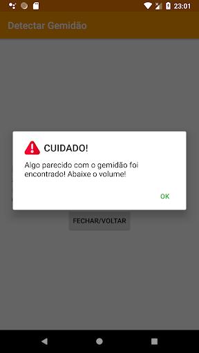 Detector de Gemidão screenshot 1