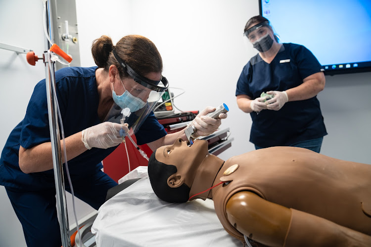 Medical students at Stellenbosch will now gain experience and confidence in a new medical simulation unit before examining real patients.