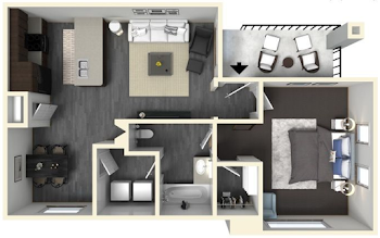 Go to F - Luxury Home Floorplan page.