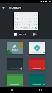 Google Zhuyin Input Screenshot 7