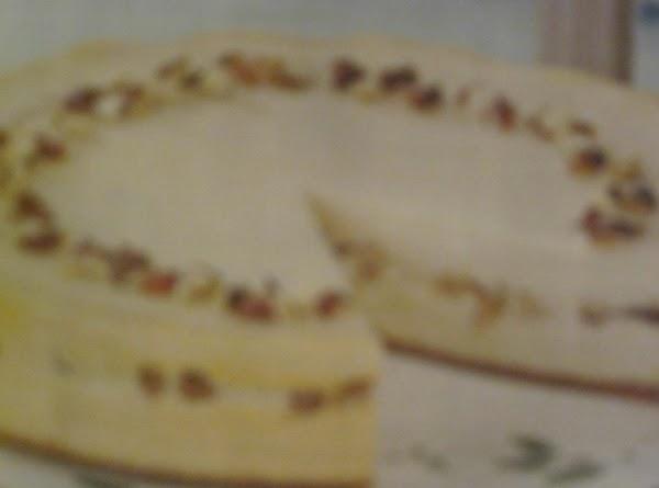Honey Maple Cheesecake Recipe