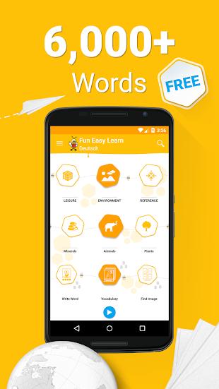 Learn German - 6,000 Words- screenshot thumbnail