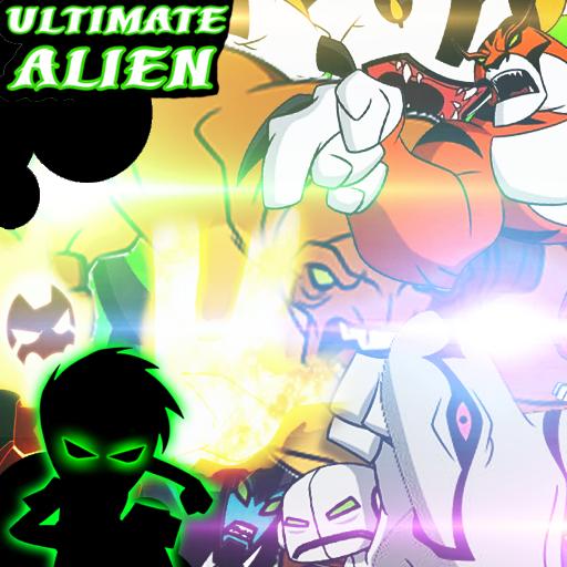 Benny fight 10x battle of ultimate alien transform