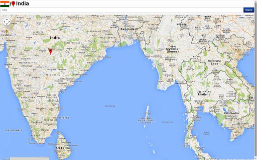 India map 2.3 screenshots 2
