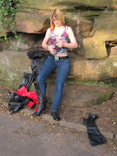 Photo: Roxie in Jeans in Boots