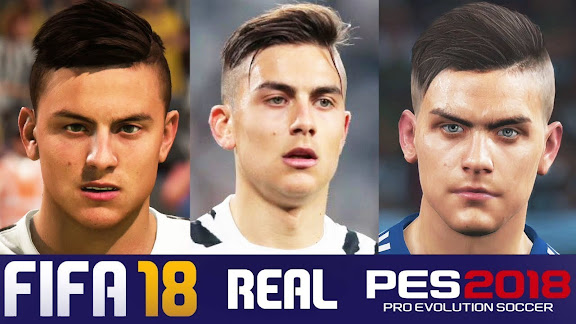 Risultati immagini per FIFA VS PES animazioni