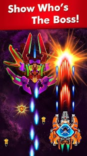 Galaxy Attack: Alien Shooter- screenshot thumbnail