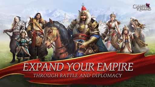 Télécharger Game of Khans APK MOD 1