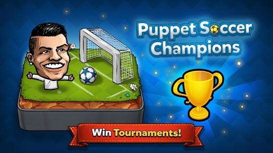 ⚽ Puppet Soccer Champions – League ❤️ 3