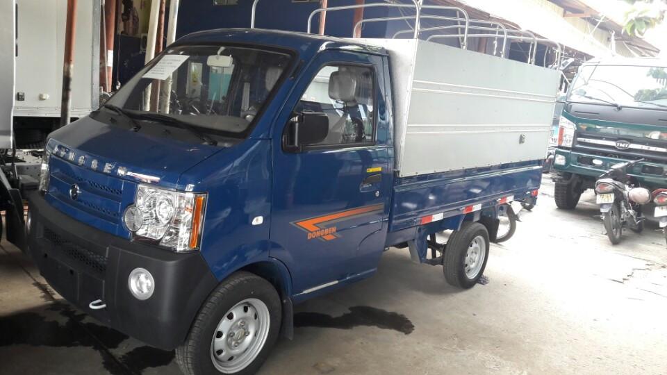 bán xe tải dongben 810kg nhỏ gọn,xe mới 100% nhập khẩu