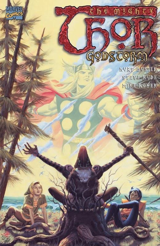 Thor - Godstorm (2001) - complete