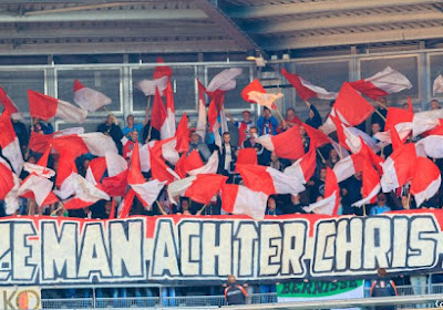 Mauvaise nouvelle pour Feyenoord et ses supporters