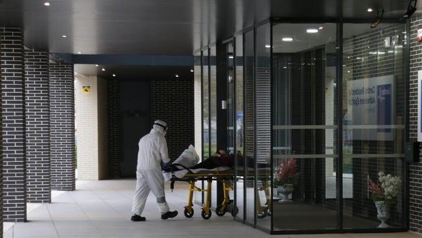 Los pacientes fallecidos por covid en Almería son ya 205.