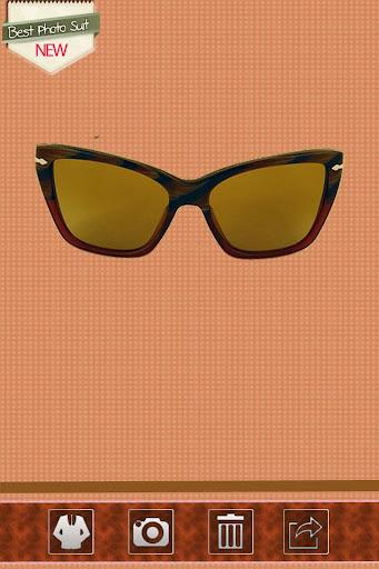 Sun Glasses Photo Suit