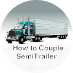 Coupling a Semitrailer Aid Icon