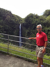 Photo: Akaka Falls - twice as high as Niagara Falls