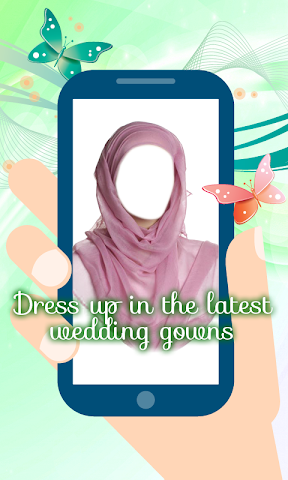 android Hijab Color Foto Montage Maker Screenshot 3