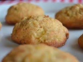 Great Grandma Johnson's Pineapple Drop Cookies