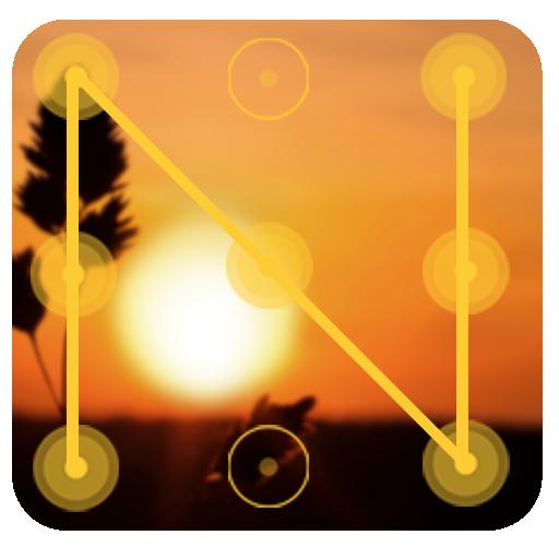 AppLock - Sunset Theme