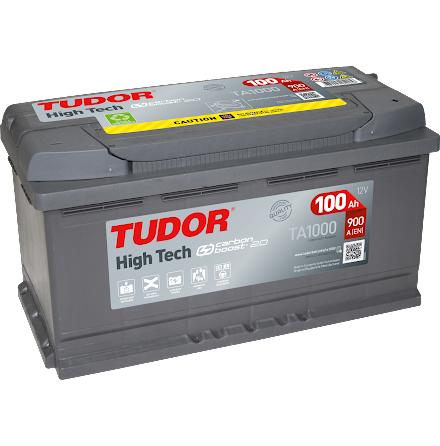 Tudor/Exidebatteri 12V/100AH
