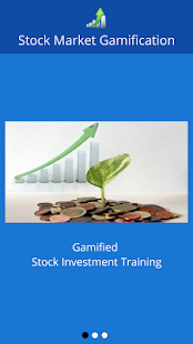 Stock Market Gamification- screenshot thumbnail