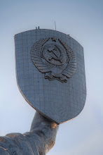 Photo: Arm and Hammer and Sickle ~ by Matt Shalvatis