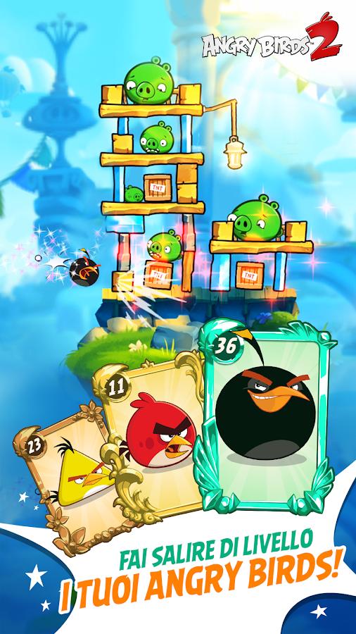 Angry birds 2 app android su google play - Angry birds gioco da tavolo istruzioni ...