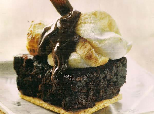 Brownie Bite S'mores