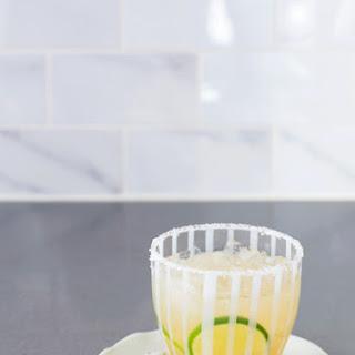 Raw Sugar + Vanilla Margaritas