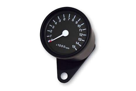 Varvräknare 60mm elektronisk 15000 rpm