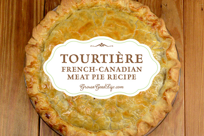 New England Tourtière (Meat Pie) Recipe | Yummly