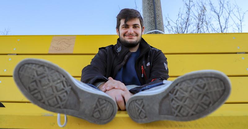 La panchina gigante  di Renata Roattino@jhonninaphoto
