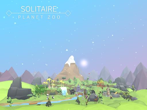 Solitaire : Planet Zoo 1.13.28 screenshots 24