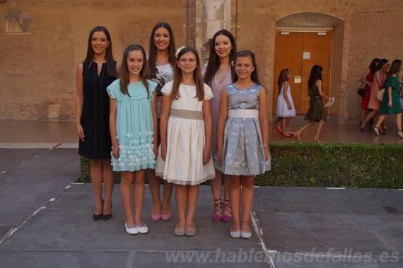 Entrevistas a Candidatas infantiles a Cortes de Honor. Quatre Carreres. #Elecció19