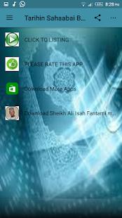 Tarihin Sahaabai By Sheikh Ali Isah Fantami (2) - náhled
