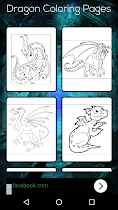 Dragon Coloring Book - screenshot thumbnail 20