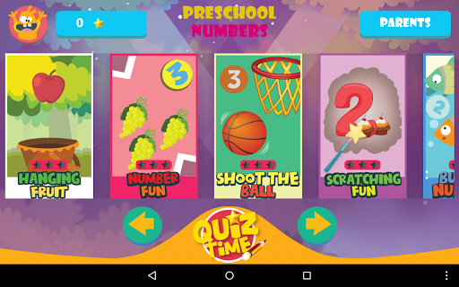 Kids Preschool Learning Numbers & Maths Games 6.5.2.5 screenshots 1