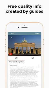 ベルリンのガイドとツアー