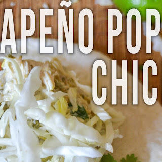 Jalapeno Popper Slow Cooked Chicken – 3 SP