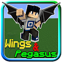 Expansive Fantasy Pegasus and Wings Update MC icon