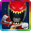 Power Rangers Dash (Asia) 1.5.2 icon