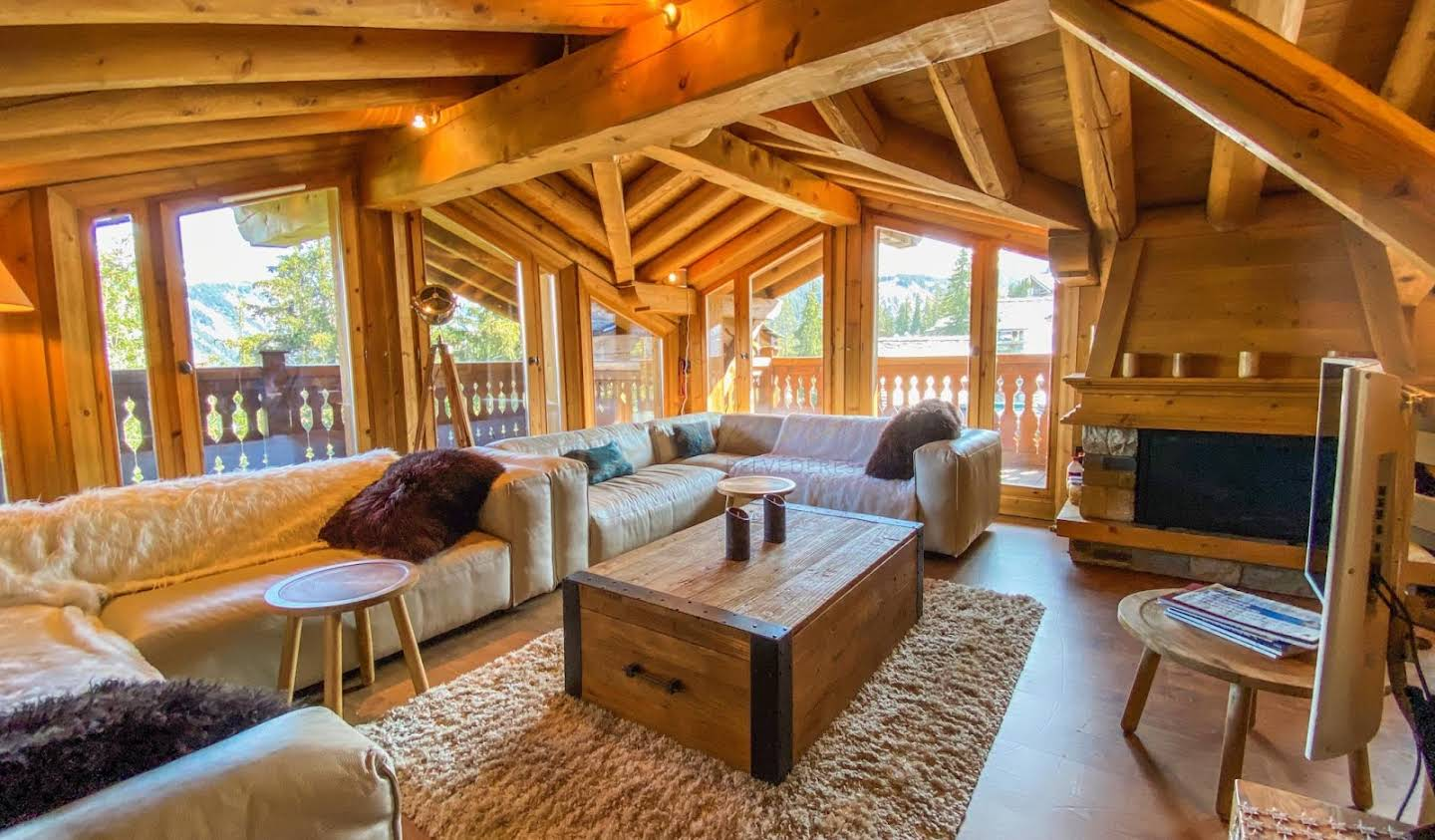 House with terrace Courchevel