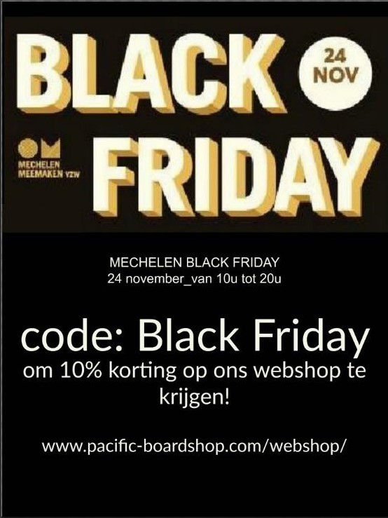 Black Friday Kortings Code