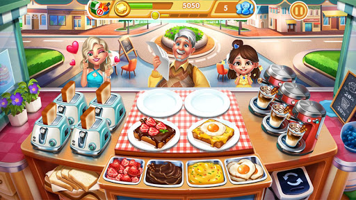 Cooking City-chefu2019 s crazy cooking game 1.16.3973 screenshots 1