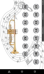 Virtual Trumpet 2- screenshot thumbnail