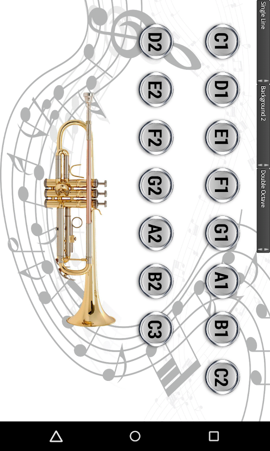 Virtual Trumpet 2- screenshot