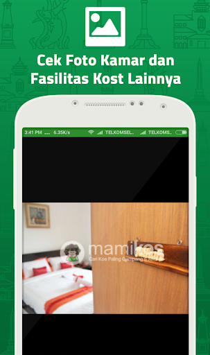 MAMIKOST, kost/room Finder App 2.5.4 screenshots 2