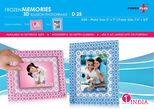 Photo: 3D ILLUSION PHOTOFRAME - D 25