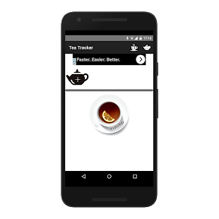 Tea Tracker - náhled
